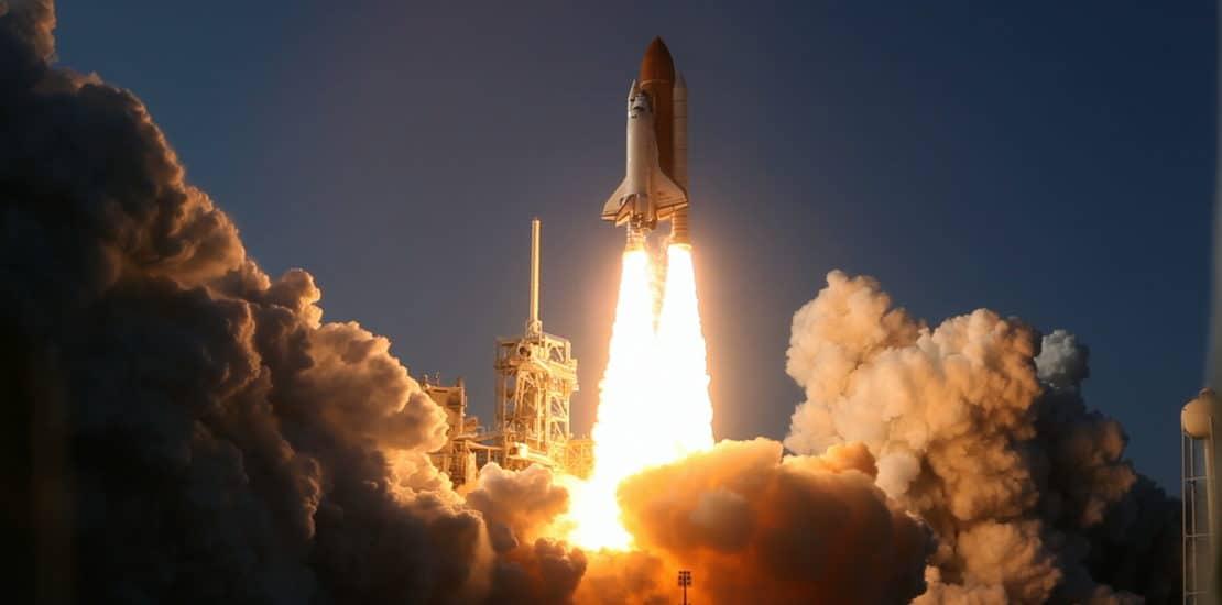 Shuttle Launch image
