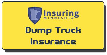 Minnesota Dump Truck Insurance