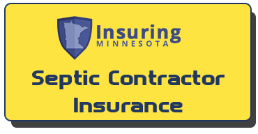 Minnesota Septic Contractor Insurance